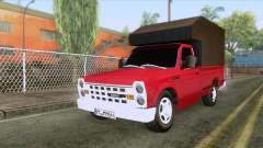 Nissan Junior 1998 Pickup для GTA San Andreas
