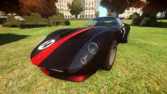 Grotti Stinger GT V1.1 для GTA 4