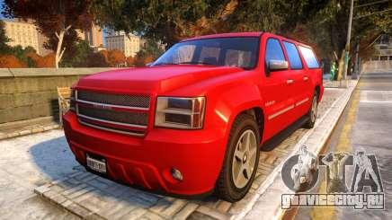 Declasse Granger Luxury Package для GTA 4