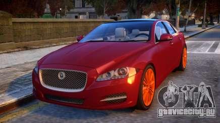 Jaguar XJ-L 2013 для GTA 4