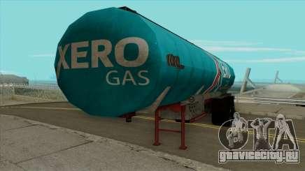 GTA IV Tanker Trailers для GTA San Andreas