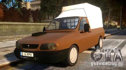 Dacia PickUp Cab для GTA 4
