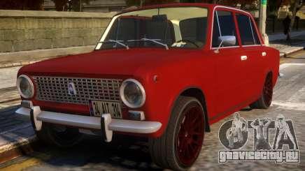 Tofas Murat 124 для GTA 4
