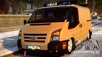 Ford Transit TUNING для GTA 4