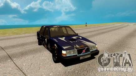 Volvo 760 для GTA San Andreas