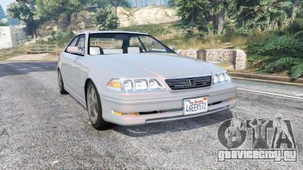 Toyota Mark II Grande (JZX100) v1.1 [replace] для GTA 5