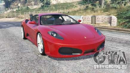 Ferrari F430 2004 v1.1 [replace] для GTA 5