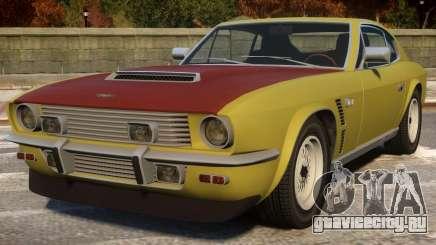 Rapid GT Classic для GTA 4