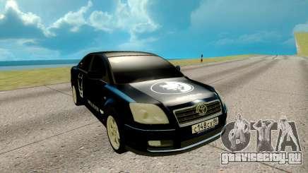 Toyota Avensis для GTA San Andreas
