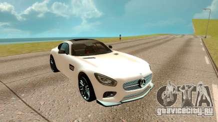 Mercedes-Benz AMG GT LP CARS для GTA San Andreas