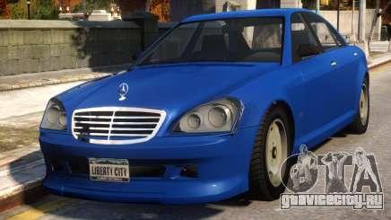 Mercedes-Benz Schafter Conversion для GTA 4