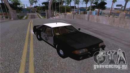 Ford Mustang SSP 1993 для GTA San Andreas