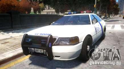 LCPD Admiral [ELS] v1.0 для GTA 4