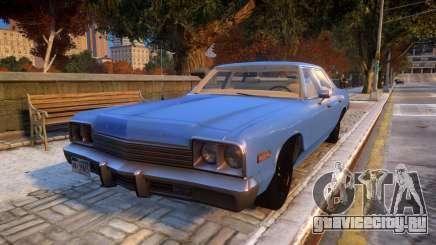 1974 Dodge Monaco для GTA 4