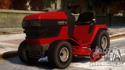 Jacksheepe Lawn Mower для GTA 4