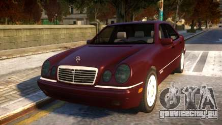 Mercedes-Benz E420 для GTA 4