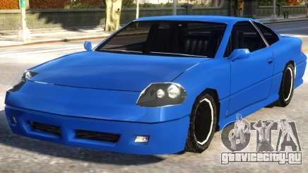 GTA SA Alpha IV для GTA 4
