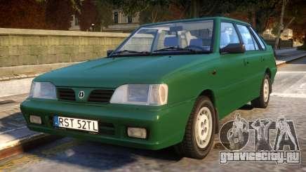 Daewoo-FSO Polonez Atu Plus GSI 1998 для GTA 4