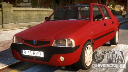 Dacia Solenza для GTA 4