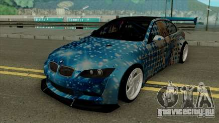 BMW M3 GTS (E92) Liberty Walk 2010 для GTA San Andreas
