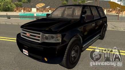 GTA V Vapid FBI Rancher для GTA San Andreas