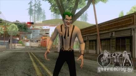 Injustice 2 - Last Laugh Joker Skin 1 для GTA San Andreas