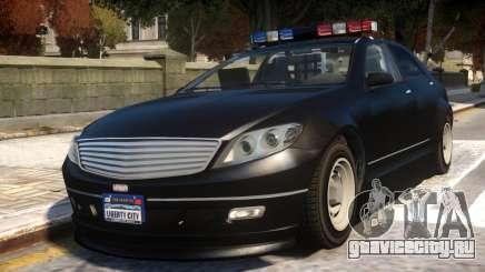 L.C.P.D Schafter V.12 6.5 SC для GTA 4