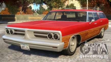 GTA V Style Regina для GTA 4
