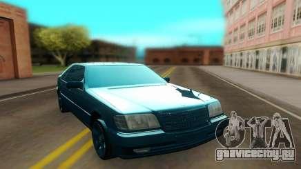 Mercedes W140 Brabus 7.3S для GTA San Andreas