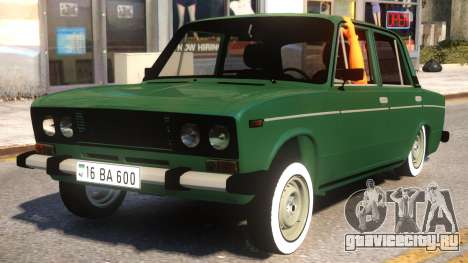 VAZ 2106 Azerbaijan для GTA 4