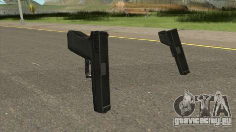 Colt 45 HD (With HQ Original Icon) для GTA San Andreas