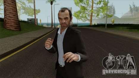 Trevor Coal Suit GTA V для GTA San Andreas