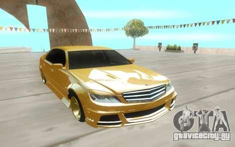Toyota Mersedes-Benz для GTA San Andreas