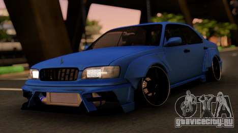 Nissan Cedric Ultimate Bodykit для GTA San Andreas
