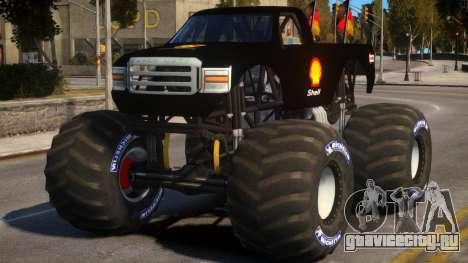 Monster Truck V.1.2 для GTA 4
