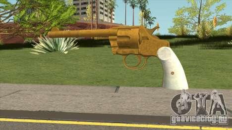 Doble Action Revolver from GTA V для GTA San Andreas