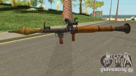 RPG 7 для GTA San Andreas