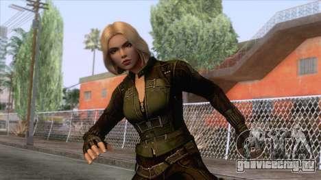 Marvel Future Fight - Black Widow (Infinity War) для GTA San Andreas