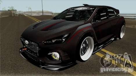 Hyundai RN30 2018 для GTA San Andreas