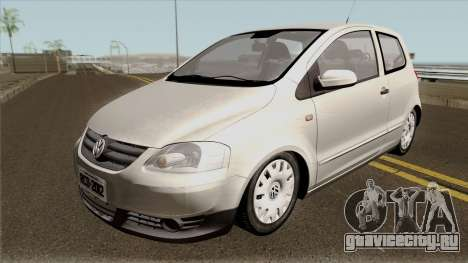 Volkswagen Fox 1.0 для GTA San Andreas