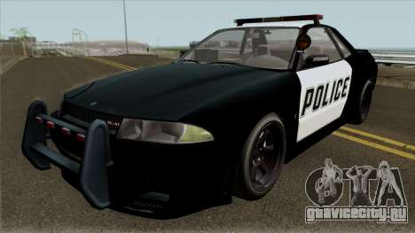 Ford Crown Victoria Police Interceptor Coupe для GTA San Andreas