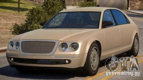 Cognoscenti to Bentley Continental GT для GTA 4