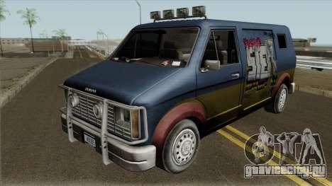 Hoods HD для GTA San Andreas
