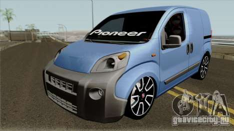 Fiat Qubo для GTA San Andreas