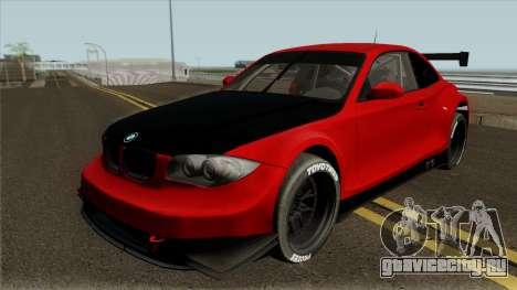 BMW 135i Coupe DTM для GTA San Andreas