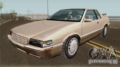 Cadillac Eldorado 1996 Coupe для GTA San Andreas