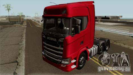 Scania Next Generation S730 V8 Euro 6 2016-2018 для GTA San Andreas