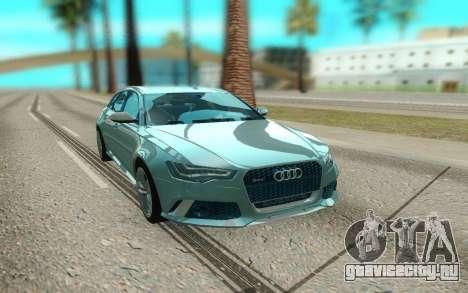 Audi RS6 Avant Touring для GTA San Andreas