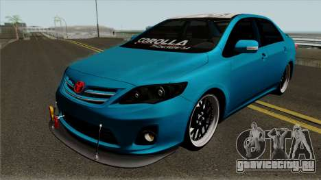 Toyota Corolla Society Vnzla для GTA San Andreas