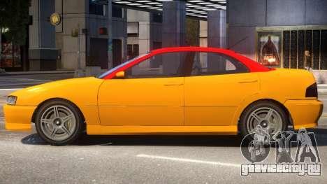 Chavos to Maserati для GTA 4